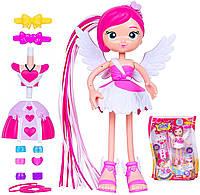 Игрушка кукла-конструктор Moose Betty Spaghetti Купидон