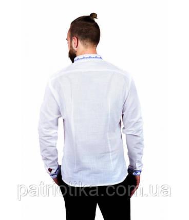 Рубашка вышитая мужская М-417-8 | Сорочка вишита чоловіча М-417-8, фото 2