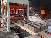 Оборудование цементной плитки