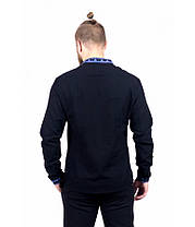 Рубашка вышитая мужская М-417-7 | Сорочка вишита чоловіча М-417-7, фото 3