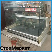 Кондитерская витрина Cold 1,6м Б У, фото 1