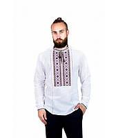 Рубашка вышитая мужская М-423-4 | Сорочка вишита чоловіча М-423-4, фото 1