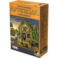 Настольная игра Агрикола (новое издание)