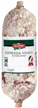 Салями Soppressa Veneta Salumeo, 1 кг