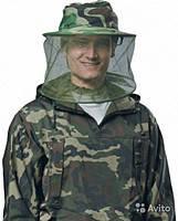 Шляпа с маскитной сеткой ( Накомарник)