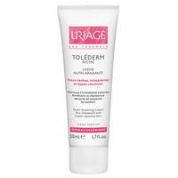 Питательный успокаивающий крем для сухой и чувствительной кожи Uriage Tolederm Riche