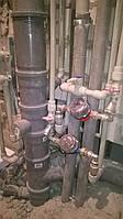 Замена стояка водопровода в многоквартирном доме