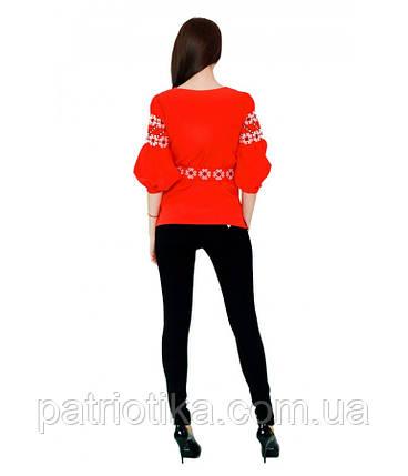 Рубашка вышитая женская М-218 | Сорочка вишита жіноча М-218, фото 2