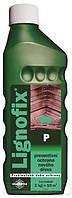 Антисептик для кровельных конструкций Lignofix P (Концентрат 1:9) зеленый 1 кг