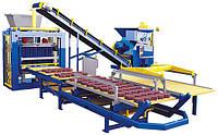 Продажа оборудования для производства тротуарной плитки