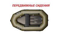 Лодка Bark B-190D, одноместная  гребная
