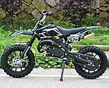 Детский мотоцикл (минимото) кросовый, фото 2