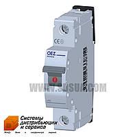 Автоматический выключатель LPE-10B-1 6кА (OEZ)