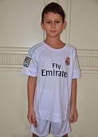 Детская футбольная форма Реал Мадрид