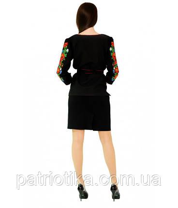 Рубашка вышитая женская М-224 | Сорочка вишита жіноча М-224, фото 2