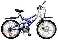 Горный спортивный детский велосипед Profi Sensor 20 FR