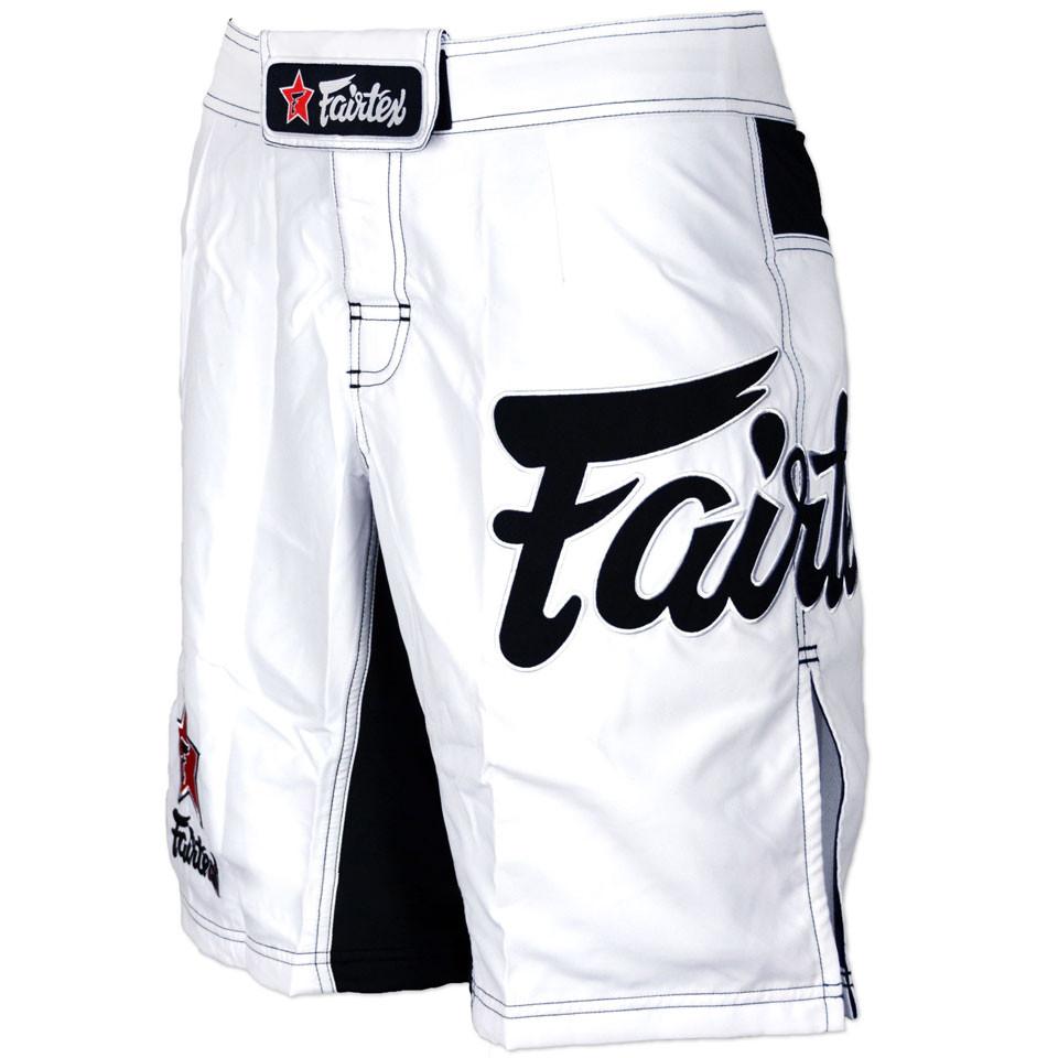 Шорты ММА Fairtex AB1-white S
