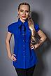 Очень красивая стильная блуза - туника, фото 2