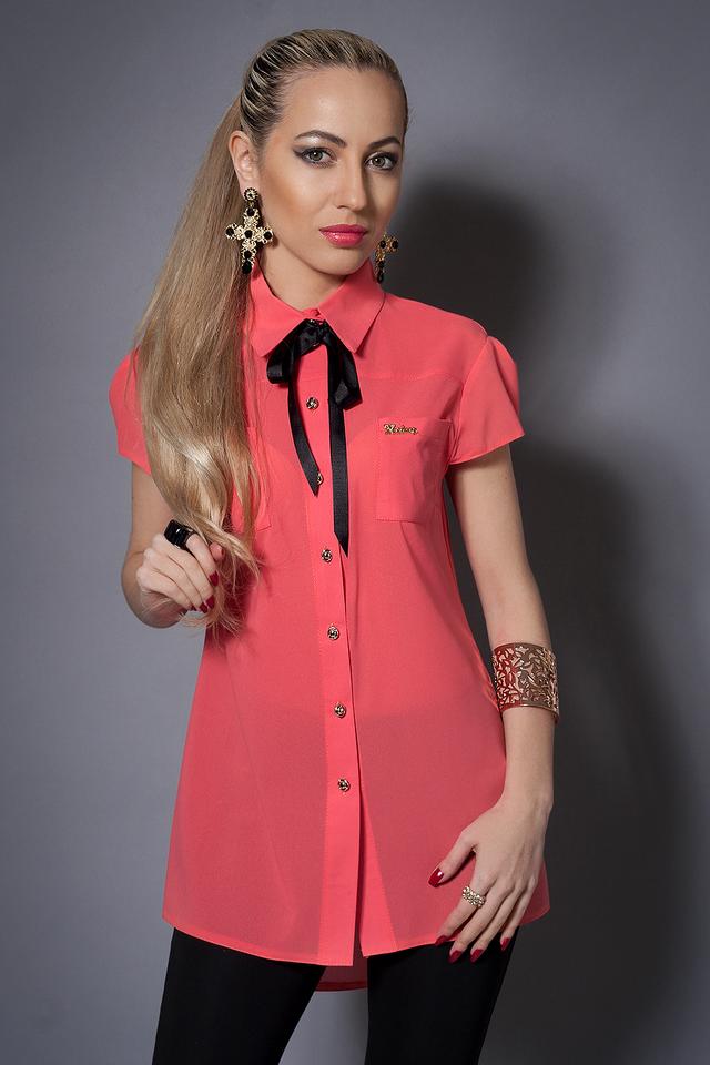 Очень красивая стильная блуза - туника