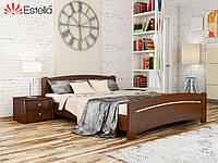 Кровать из натурального дерева Венеция (Эстелла)