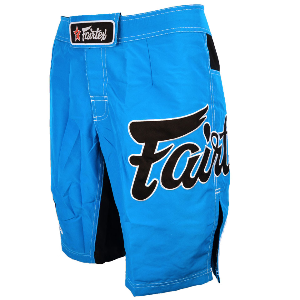 Шорты  ММА Fairtex AB1-blue S