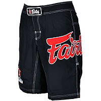 Шорты ММА Fairtex AB1-black L, фото 1