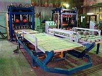 Вибропрессы для производства блоков тротуарной плитки