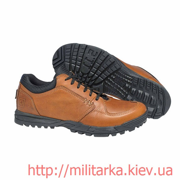 Туфли 5.11 Pursuit Lace Up Shoe коричневые