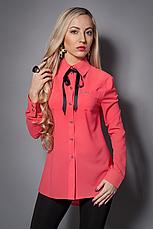 Очень красивая яркая блуза - туника , фото 2