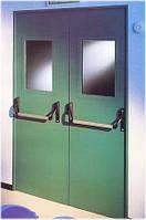 Маятниковые (качающиеся) двери