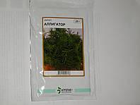 Семена Укроп кустовой Аллигатор 20 грамм Агропак