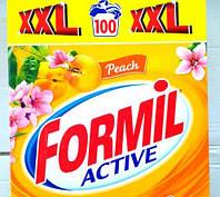 Стиральный порошок Formil Activ Peach 6.5 кг (100 ст)