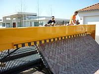 Станок укладки тротуарной плитки
