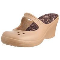 Шлёпки Crocs женские