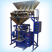 Автомат фасовочно-упаковочный с весовым дозатором АФ-50-В1-4