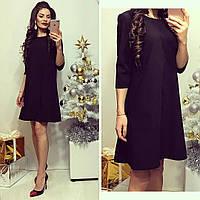 Платье женское, модель 769, черный, фото 1