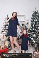 Стильные платья для мамы и дочки
