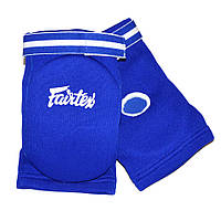 Налокотники Fairtex EBE1 blue
