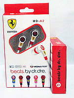 Н-ки Beats by Dr. Dre Ferrari  (MD-A2) white