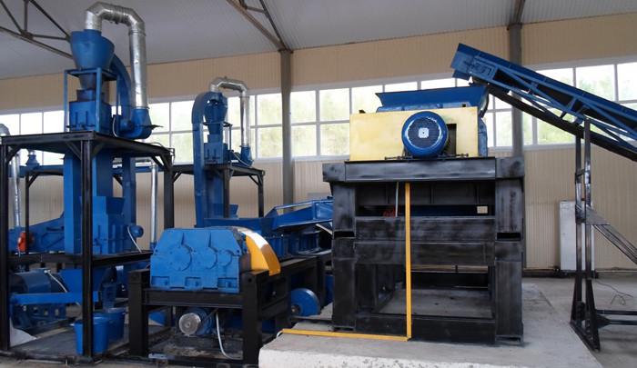 Станок по производству полимерпесчаной плитке
