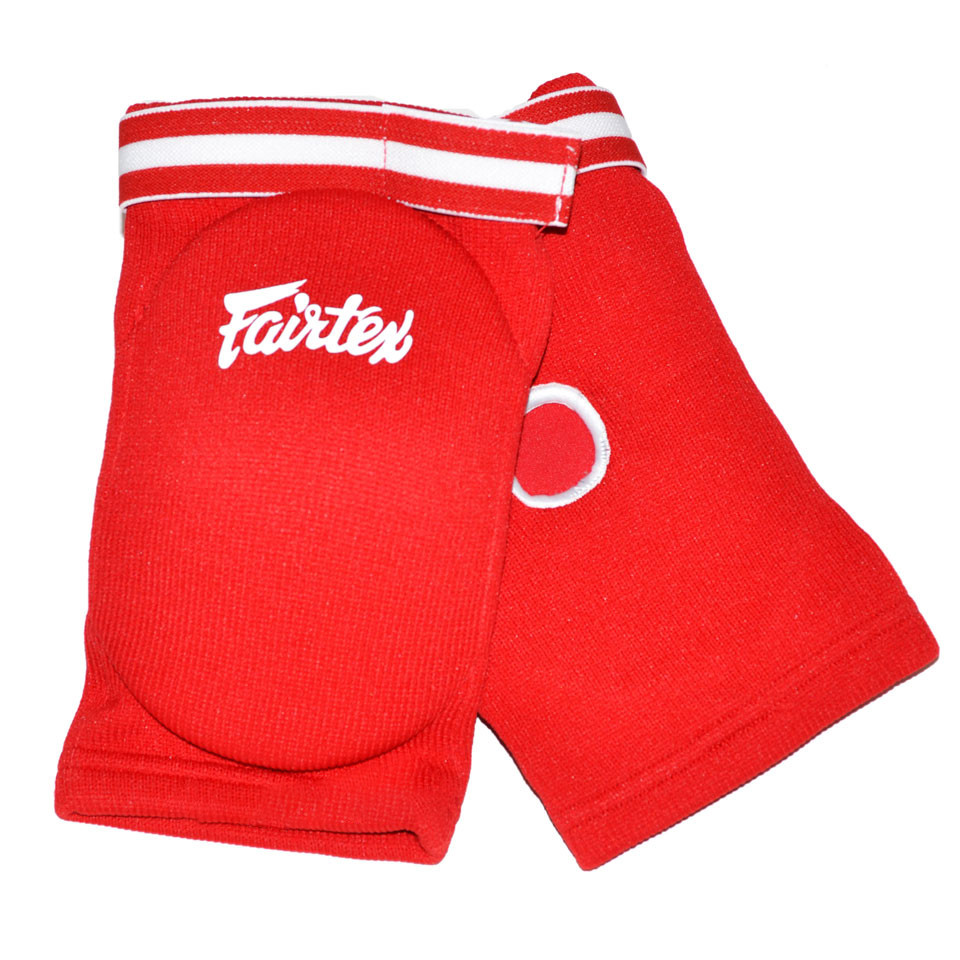 Налокотники Fairtex EBE1 red