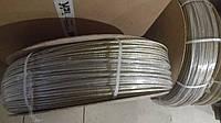 Трос металополимерный 6 мм. трос с ПВХ оплеткой