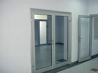 Алюминиевые двери | Холодный алюминиевый профиль