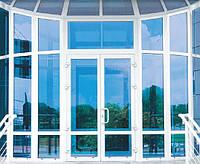 Алюминиевые двери | Теплый алюминиевый профиль