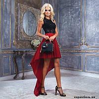 Платье вечернее Карамболь ян