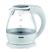 Чайник электрический Mesko MS 1245 стеклянный, фото 1