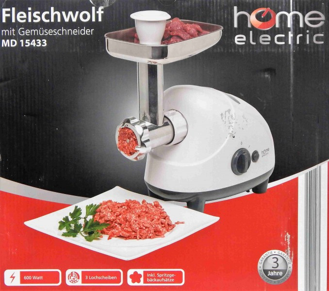 Home Electric Md 15433