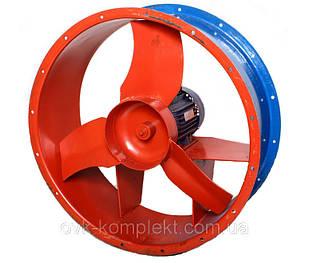 ВО 06-300 №8 - Вентилятор осевой низкого давления