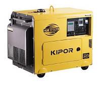 Дизельный генератор KIPOR KDE6700TA