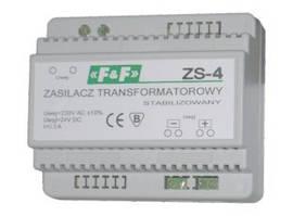 Блок живлення трансформаторний ZS-4 24v